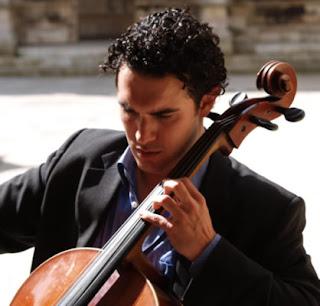 ADOLFO GUTIERREZ, violonchelo y GRAHAM JACKSON, pianoADOLFO GUTIERREZ ARENAS, Violoncello 1