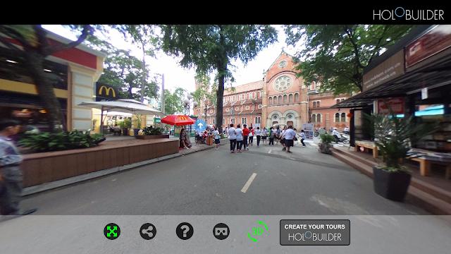 Cách đăng ảnh 360 độ