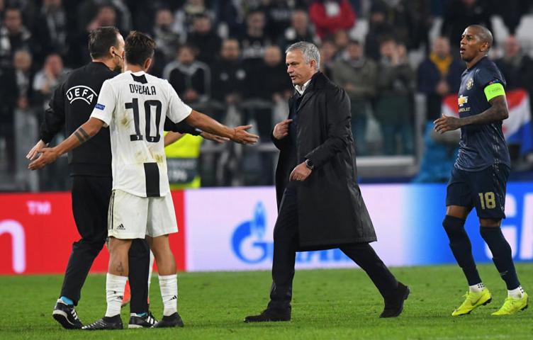 """Dybala: """"Nisam uvrijedio Mourinha"""""""