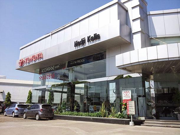 Lowongan Kerja Makassar 4 Posisi di Kalla Toyota