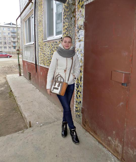 Kseniaoksannan, Oksannan, весенний стиль, весенний образ, spring style, образ в сером, gray outfit