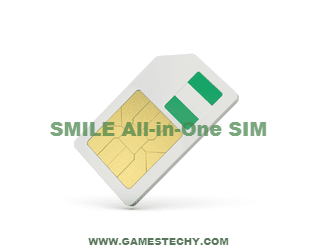 Smile All in One 4G LTE Sim