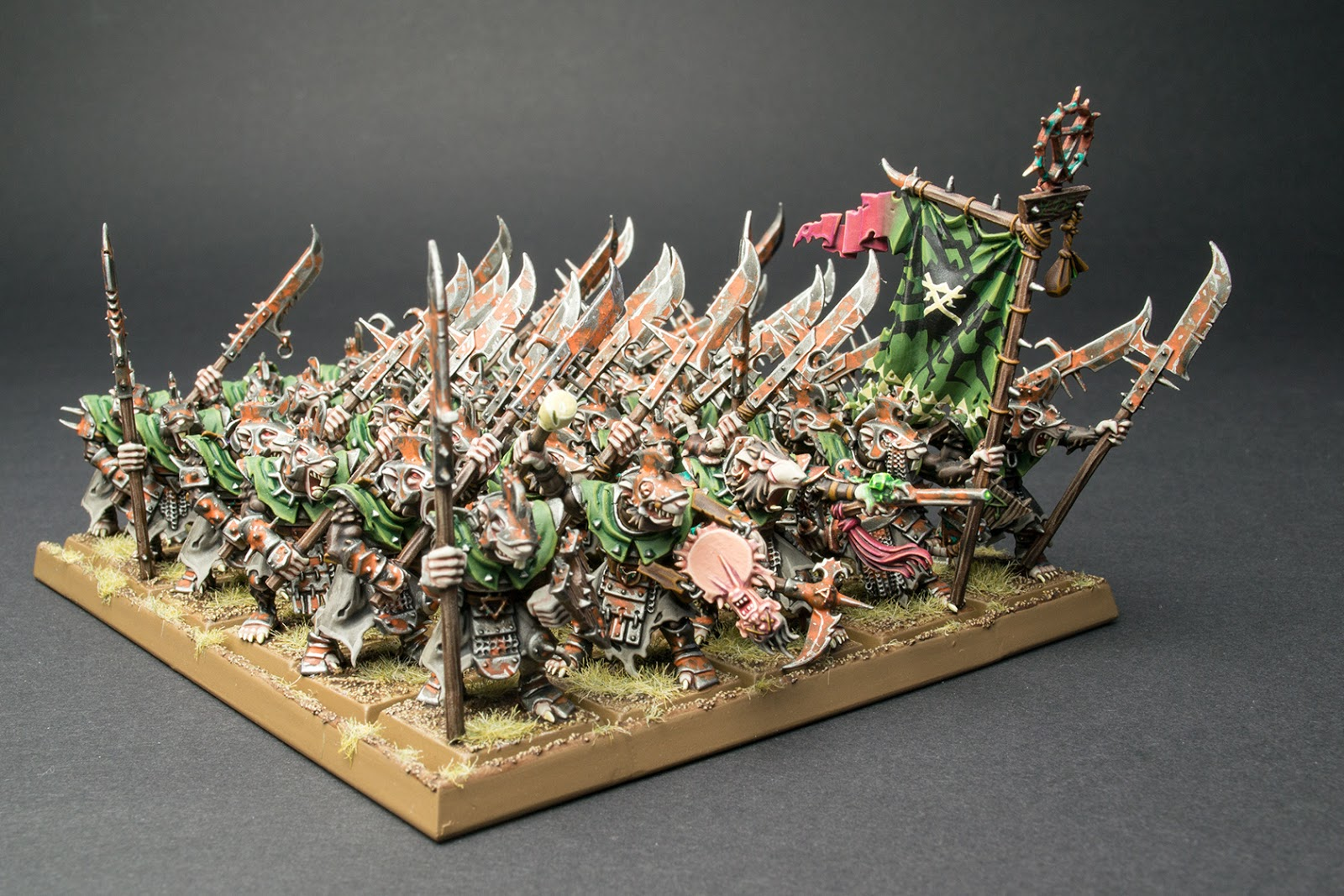 Images of Skaven Army Guide - #rock-cafe