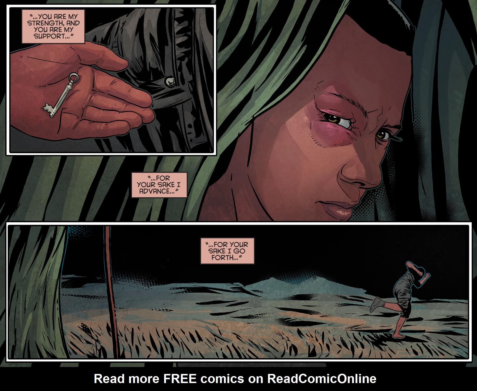 Read online Arrow: Season 2.5 [I] comic -  Issue #11 - 12
