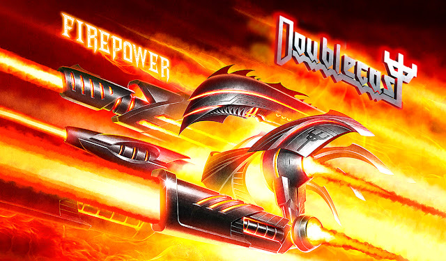 doublecast podcast firepower judas priest 2018