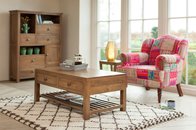 Sundaya - Mango wood furniture collection