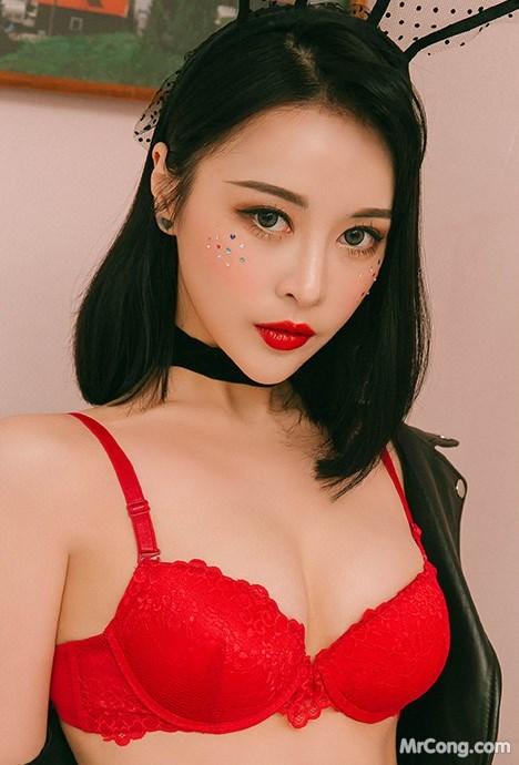 Image Korean-Model-Ryu-Hyeonju-012018-MrCong.com-051 in post Người đẹp Ryu Hyeonju trong bộ ảnh nội y tháng 01/2018 (161 ảnh)