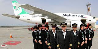 Lakukan Operasi Intel dan Teror, Jerman Larang Maskapai Penerbangan Iran