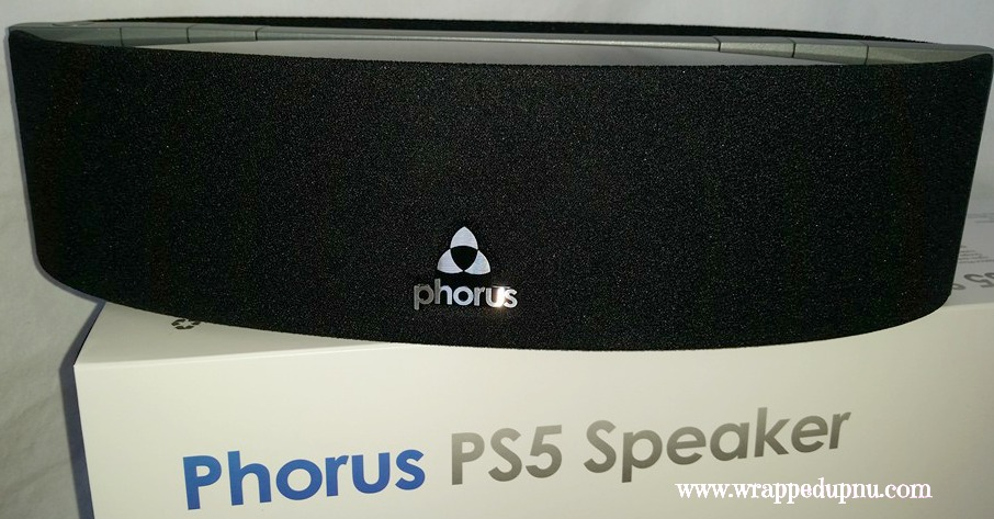 Multiroom Speaker from Phorus featuring Play-Fi technology