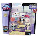 Littlest Pet Shop 3-pack Scenery Madame Pom LeBlanc (#248) Pet