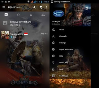 BBM CLASH OF KINGS