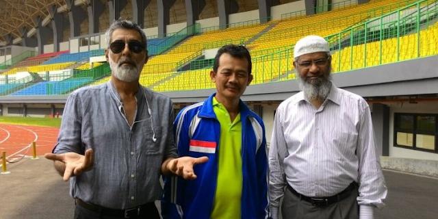 Zakir Naik Pilih Ceramah di Kota Bekasi Pada Awal April 2017
