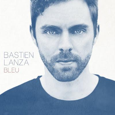 Bastien Lanza présente Bleu un second album très personnel.