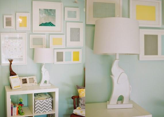 Blog o niemowlętach, rodzicielstwie oraz designie dla dzieci: Pokój dla dziecka w pastelach ...