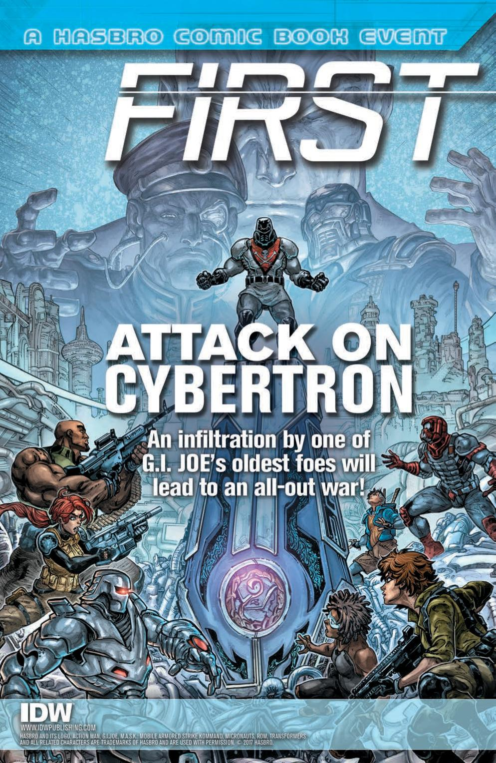 Read online First Strike comic -  Issue #0 - 8
