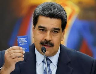 Nicolas Maduro issues threat to 'interventionist' regional rivals