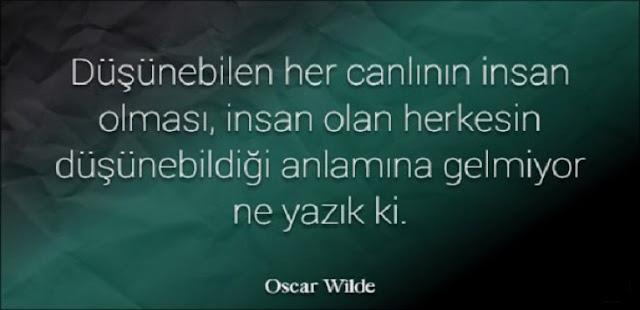 oscar wilde, sözler, özlü sözler, anlamlı sözler, güzel sözler, aşk sözleri