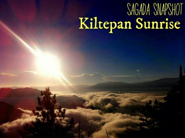 Sagada Snapshot: The Kiltepan Sunrise