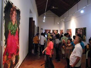 Museo de Barquisimeto La Boda exposición de  Ramon Pimentel Fotografía César Araujo Torres