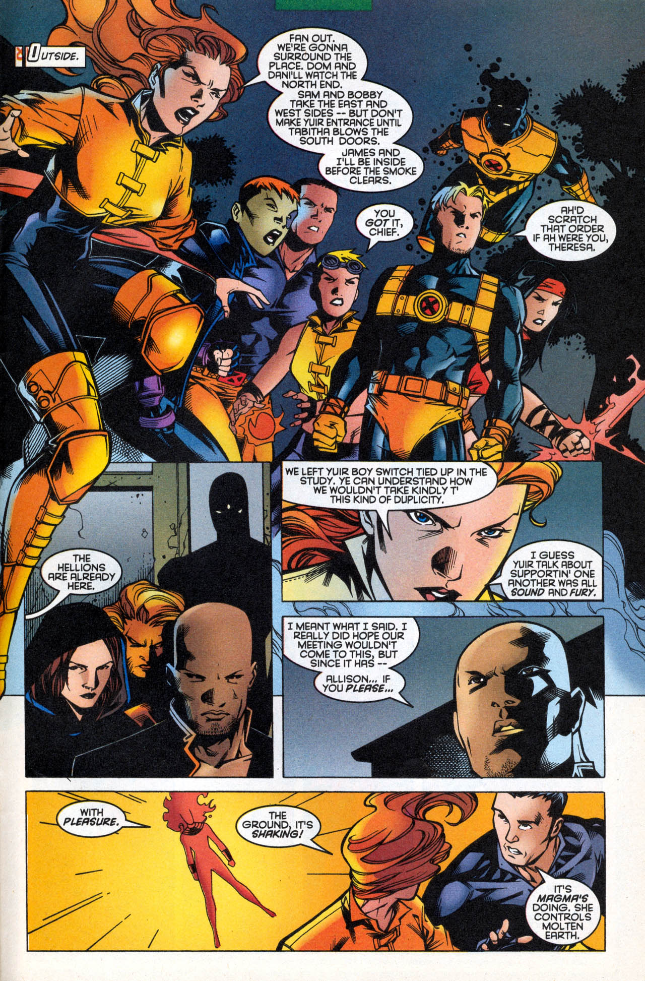 Read online X-Force (1991) comic -  Issue #88 - 25