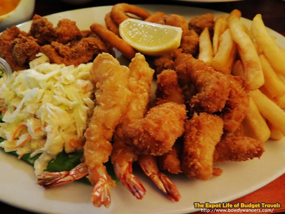 bowdywanders.com Singapore Travel Blog Philippines Photo :: Singapore :: Blue Mist Café Bistro