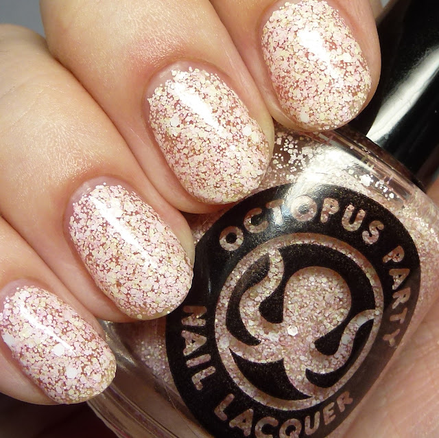 Octopus Party Nail Lacquer My Little Homie