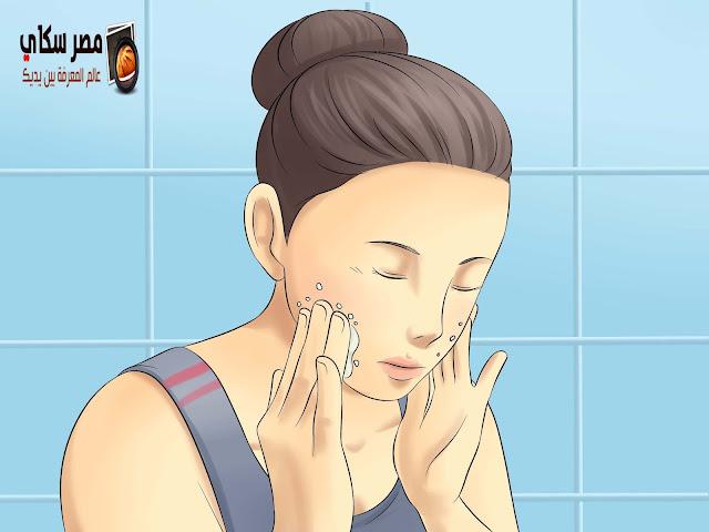 نصائح هامة لأصحاب البشرة الجافة Tips for dry skin