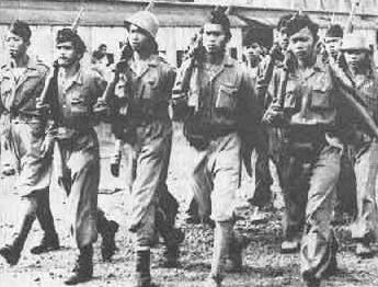 Pasukan Tentara Keamanan Rakyat (TKR)