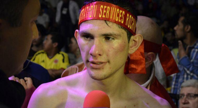 Boxeador Alejandro 'Cobrita' González Jr, uno de los ejecutados en camioneta