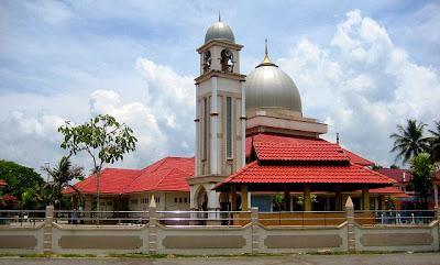 Masjid Penarik, Setiu