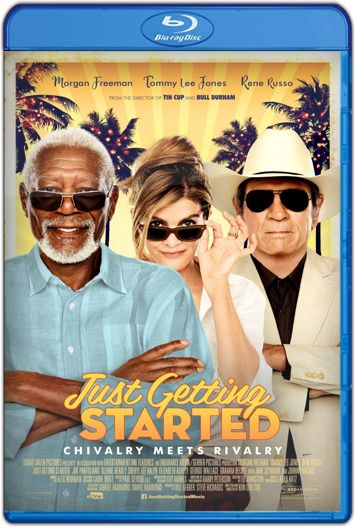 Just Getting Started (2017) HD 1080p y 720p Latino
