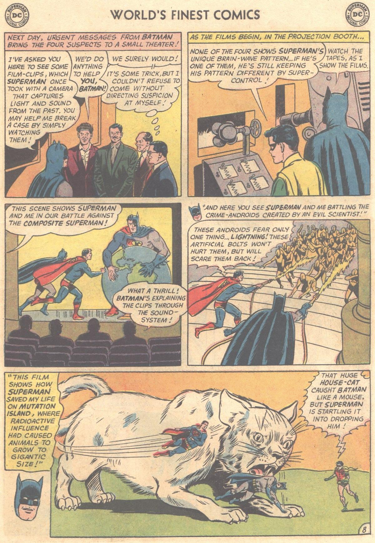 Read online World's Finest Comics comic -  Issue #149 - 11