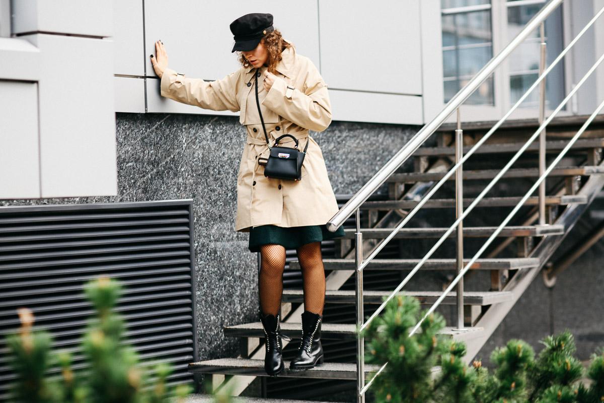 как одеться модно этой осенью