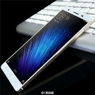 Phablet Xiaomi MiMax lộ diện hoàn chỉnh tại Trung Quốc