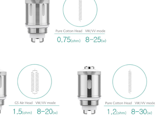 Three Types Of Atomizer For Your Option