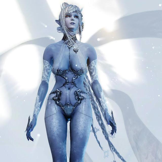 Final Fantasy 15 (Shiva) Wallpaper Engine
