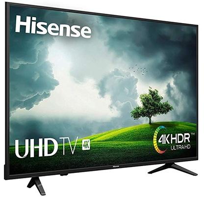 Hisense H55A6100: Smart TV 4K de 55'' con software VIDAA U2.5