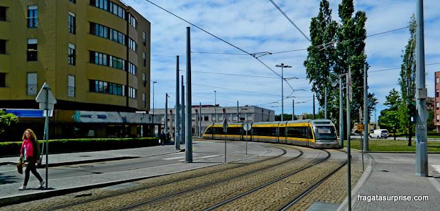 Metrô da Cidade do Porto, Portugal