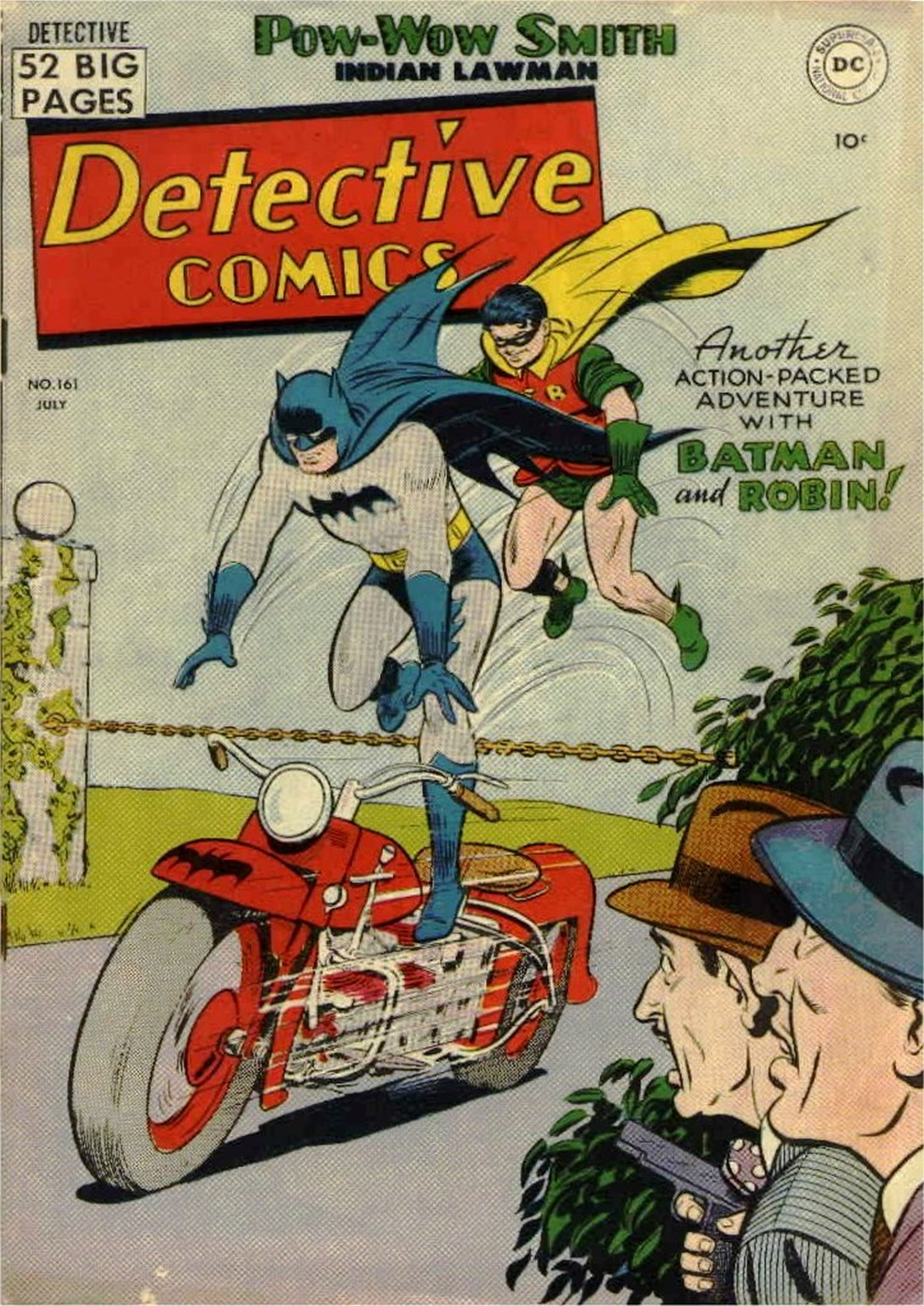 Detective Comics (1937) 161 Page 0