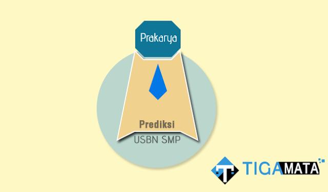 Prediksi Soal USBN Prakarya dan Keterampilan SMP 2019 dan Jawabannya