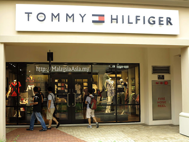 Malaysia Tommy Hilfiger Outlet