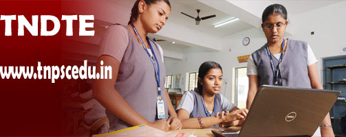 TAMIL NADU DIRECTORATE OF TECHNICAL EDUCATION - TNDTE