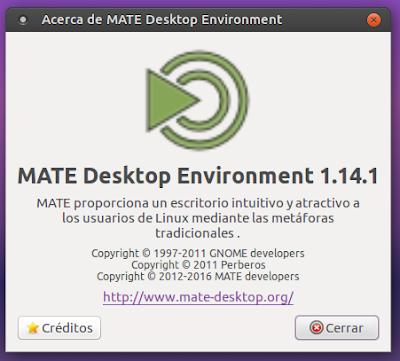 Acerca de MATE 1.14.1