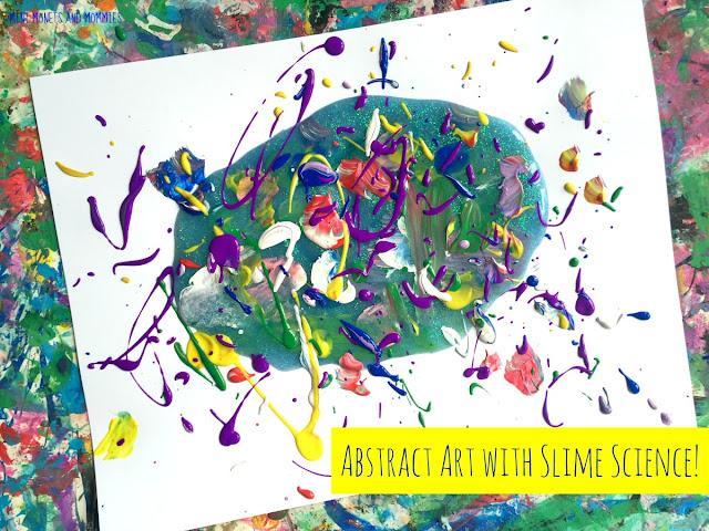 Slime paint
