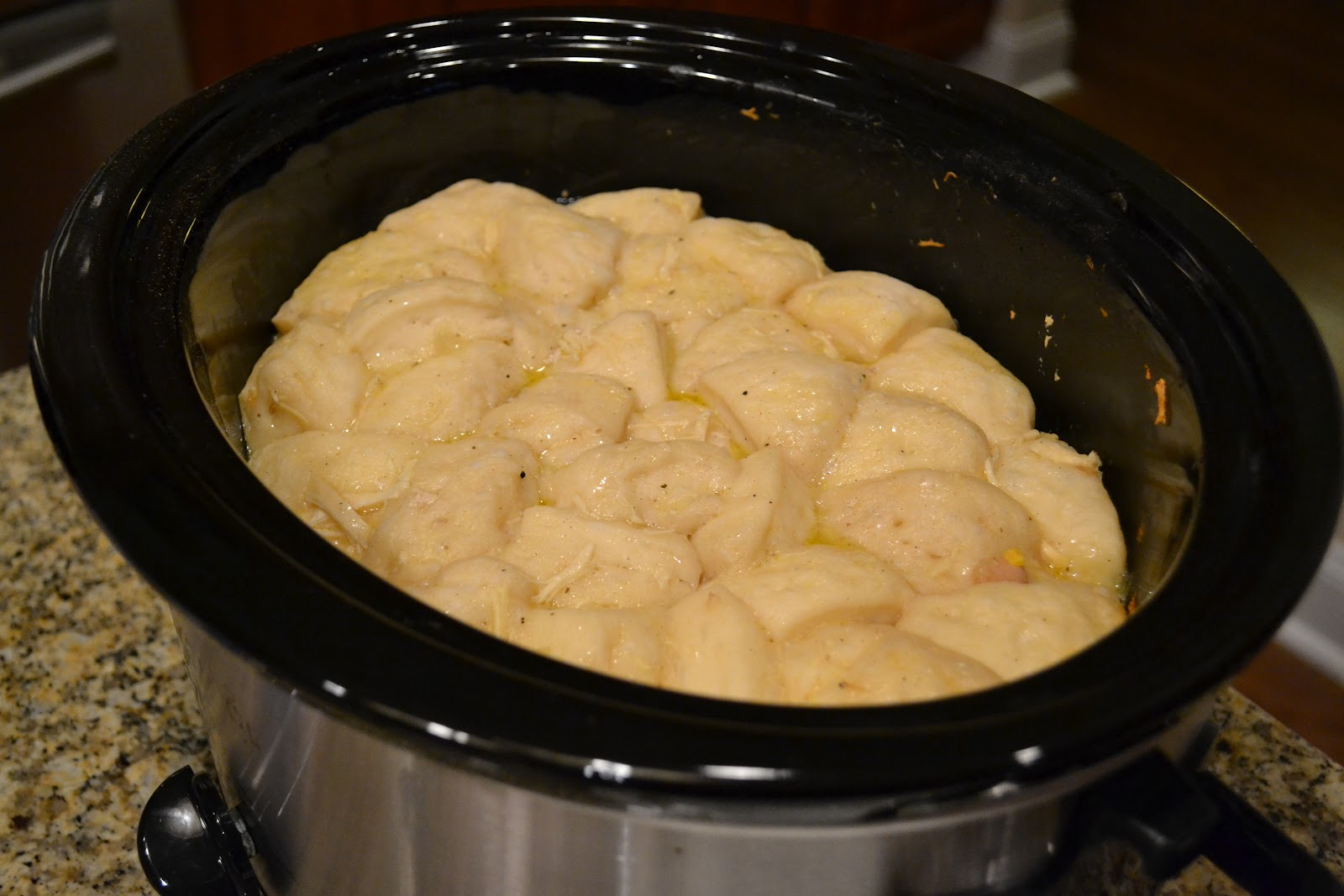 Crockpot Chicken n Dumplings
