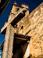 Iglesia Parroquial de San Lorenzo Garganta La Olla