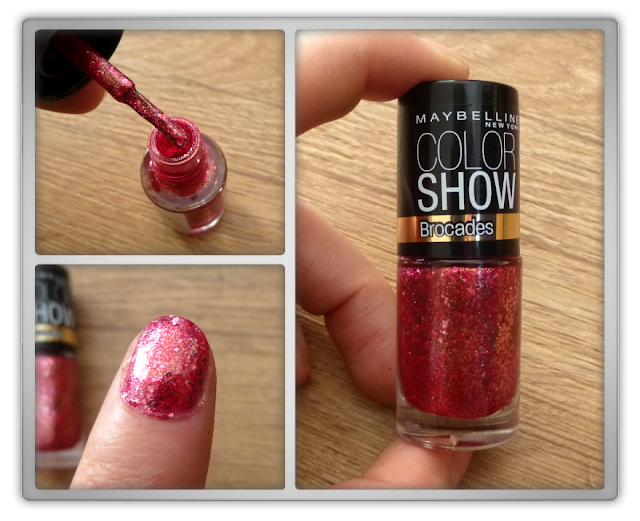 Maybelline - Color Show Brocades - 224 Rosy Rosettes