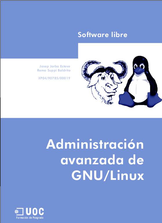 Administración de redes GNU//LINUX