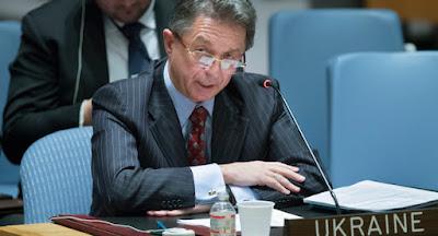 Постпред Украины при ООН Сергеев подтвердил госизмену Януковича