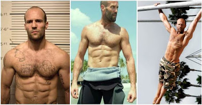 JASON STATHAM 50 YEARS YOUNG AND SHREDDED - Know the Secret